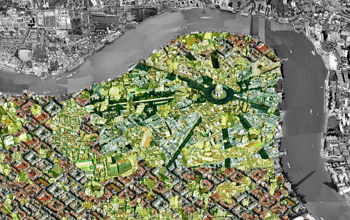 The Design Think Tank Unstable City – led by Paolo Vimercati and Petra Havelska – is looking at how to intensify Rotherhithe