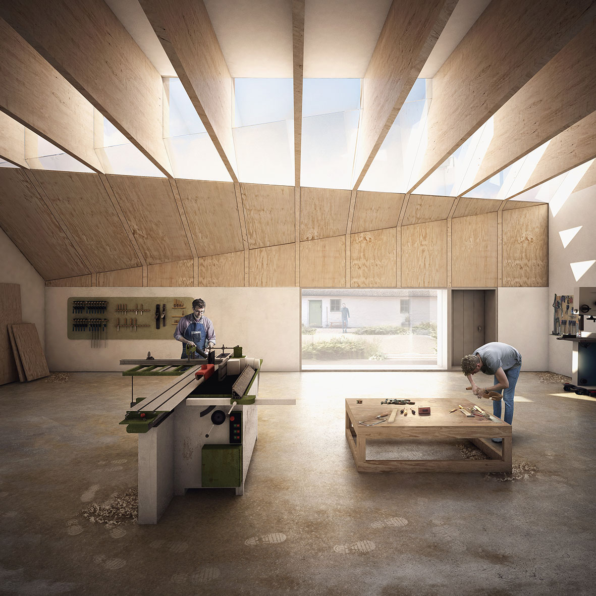 Joseph Walsh Studio by ID_DO, one of five innovators from the LSA Practice Network who will present at the event