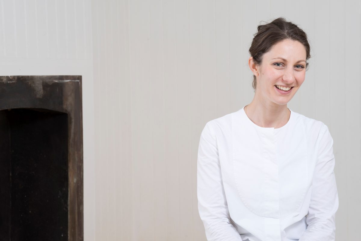 Nicola Read, LSA Deputy Director, photographed at Host,  from where she runs her practice